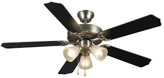 52 inch ceiling fan with light hardware house 415935 paladuim flush mount 52 inch 5 blade ceiling