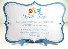 wishing tree sayings saying for guest book for baby shower baby shower wishing tree