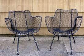 Mid Century Modern Patio Chairs Century Patio Furniture Photo 29 My Favorite Things Wire And
