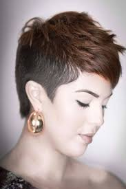very short pixie hairstyle with saved sides 35 unique short shaved haircuts unique kitchen design