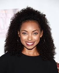 Hit The Floor Jelena Howard - logan browning curly hair moments essence com
