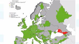 Current Map Of Europe European Countries Could Be At Risk From Zika Itv News