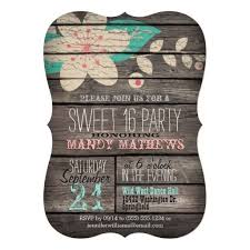 292 best sweet 16th birthday party invitations images on pinterest