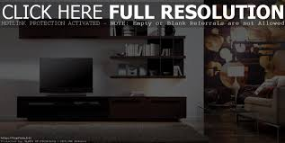 living stunning tv wall cabinet designs intended designs