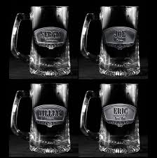 best engraved gifts groomsman best usher engraved whiskey scotch glass gift ideas