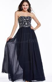 navy blue plus size formal dresses letsplus eu collection 2017