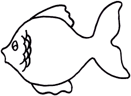 25 simple fish coloring pages animals printable coloring pages