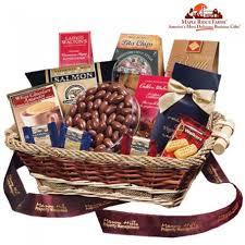 Custom Gift Baskets Custom Gift Baskets Logo Candy Silkletter