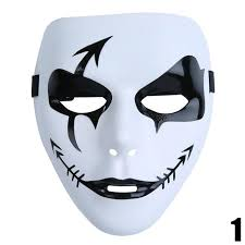 scary masks party masks ghost fancy dress costume anonymous