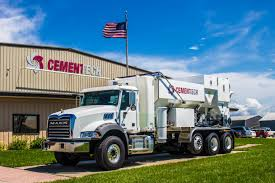 new and used volumetric mobile and stationary concrete mixers