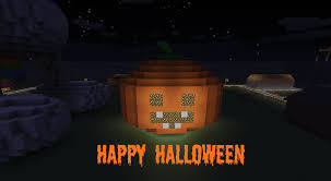halloween minecraft minecraft seeds pc xbox pe ps4