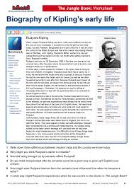 12 Steps Of Na Worksheets Introduce Your Students To Rudyard Kipling With This Free