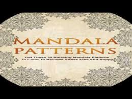 mandala patterns 30 amazing mandala patterns color