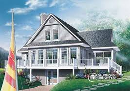 House Plans With Screened Porches House Plan W3914 Detail From Drummondhouseplans Com