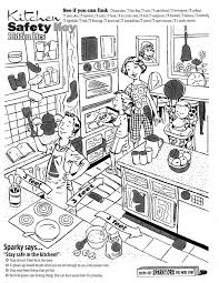 coloring pages of kitchen things kids in the kitchen coloring pages for kids best of kitchen coloring