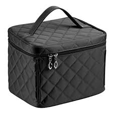 makeup bag en da big size cosmetic bags with quality