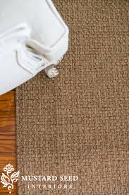 Outdoor Rug Material A Rug That Looks Like Jute Or Seagrass But Is A Made Of A