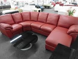 Presidents Day Furniture Sales by Italsofa Red Leather Sofa Best Home Furniture Decoration