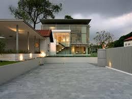 modern single story house plans briliant modern single story house plans your home home