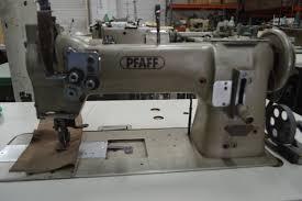 pfaff sewing machine manual used machines used sewing machines 2 needle lockstitch