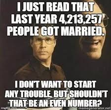 Funny Marriage Meme - it did say people and i think it s legal to marry animals in russia