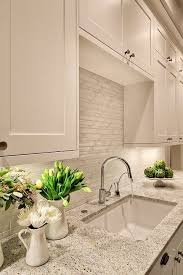 creamy white kitchen cabinets lovely creamy white kitchen design with shaker kitchen cabinets