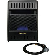 procom 14 in vent free propane heater ml100tbahr the home depot