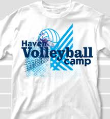 Design For T Shirt Ideas Volleyball Camp T Shirt Designs Cool Custom Volleyball Camp T