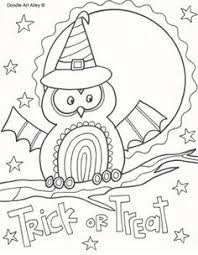 pile pumpkin head coloring picture kids halloween