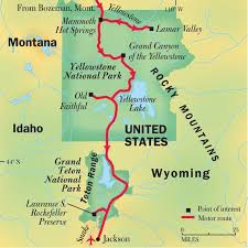 grand national park map 28 best yellowstone national park trip images on