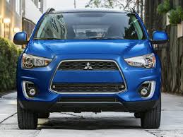 mitsubishi suv blue 2015 mitsubishi outlander sport price photos reviews u0026 features