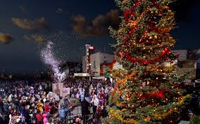 o fallon christmas lights city of fallon city of fallon christmas tree lighting