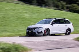 skoda celebrates 15 years of vrs models in the uk autoevolution