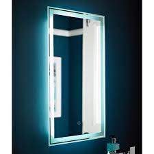 backlit bathroom mirror bellagio iii backlit mirror led bathroom