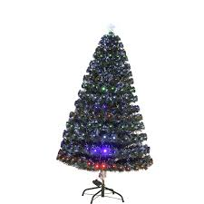 5ft green fibre optic tree rainforest islands ferry