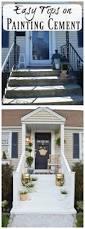 Outdoor Concrete Patio Paint Best 25 Painted Cement Patio Ideas On Pinterest Outdoor