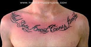 tattoo writing waywardpencils