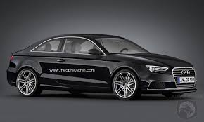 audi coupe a3 if audi created an a3 coupe that looked like this would you