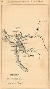 san francisco map california california maps perry castañeda map collection ut library
