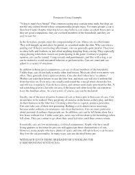Scholarly Essay Example 5th Grade Essay Format