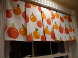kitchen curtains design orange kitchen curtains ideas southbaynorton interior home