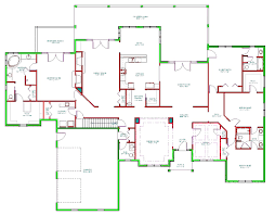 luxury house plans home design ideas cool 4 bedroom corglife