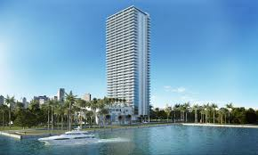 Couture Condo Floor Plans by Bay House Miami Residences