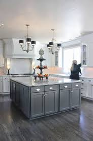 kitchen black and white kitchen best wall color for white