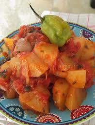 cuisiner les christophines title les christophines à la tomate ou daube de christophines