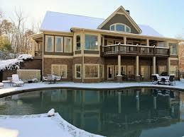 Atlanta Luxury Rental Homes by Luxury Dahlonega Rental With Pool In The He Vrbo