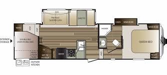 bighorn fifth wheel floor plans 2016 keystone cougar 28rdb