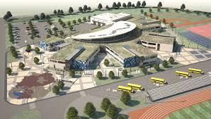 new construction design new construction of kaiserslautern vogelweh high school design 2