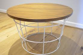 Wire Side Table Wire Side Table By Verner Panton For Plus Linje 1960s For Sale At