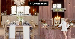 Barn Wedding Venues Berkshire Weddings Stonover Farmstonover Farm